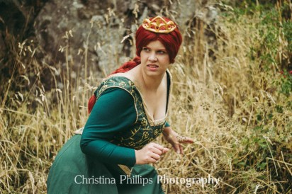 Elizabeth's World by Christina Phillips Photogaphy