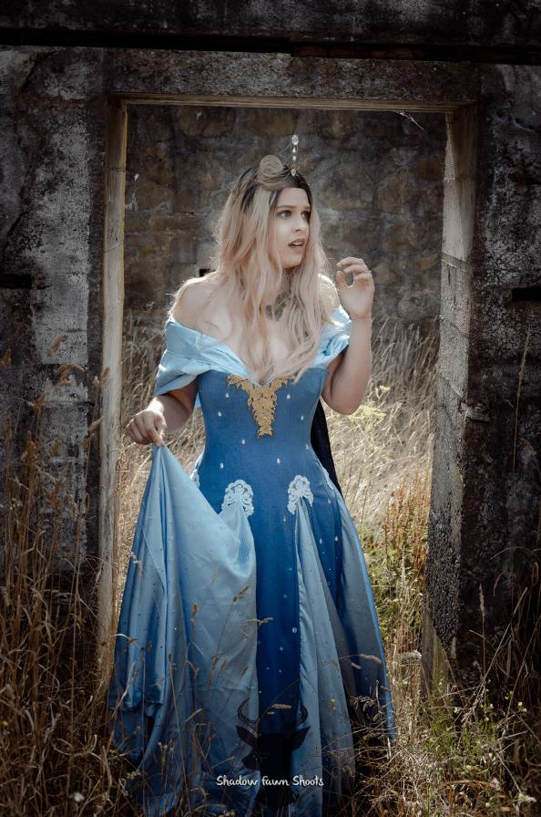 Elizabeth's World by Shadow Fawn Shoots