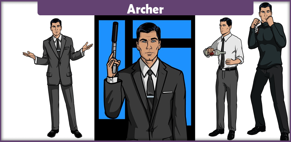 Archer Costume – A DIY Guide