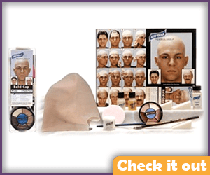Bald Cap Kit.
