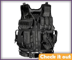 Tactical Vest.