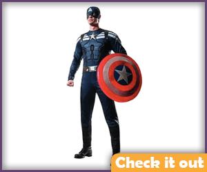 Avengers Costume.