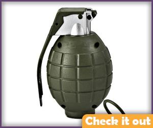 Dummy Grenade.