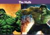 Hulk Costume.