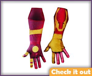 Iron Man Gloves.