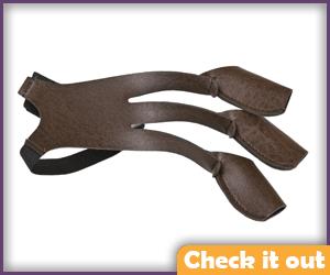 Archery glove.