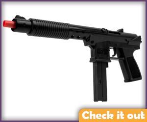 TEC-9 Airsoft Gun.