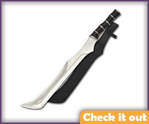 Reaver sword.
