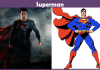 Superman Costume.