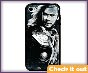 Thor Iphone Case.