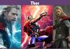 Thor Costume.