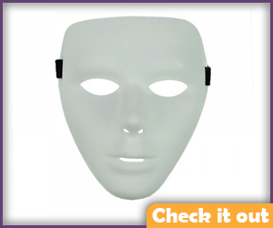 Jabbawockeez White Mask.