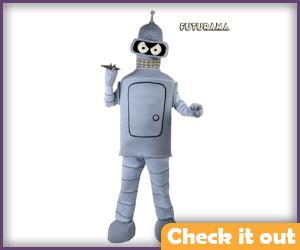 Base Bender Costume.