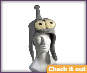 Bender Knit Hat.