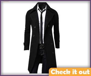 Black Long Coat.