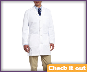 White Lab Coat.