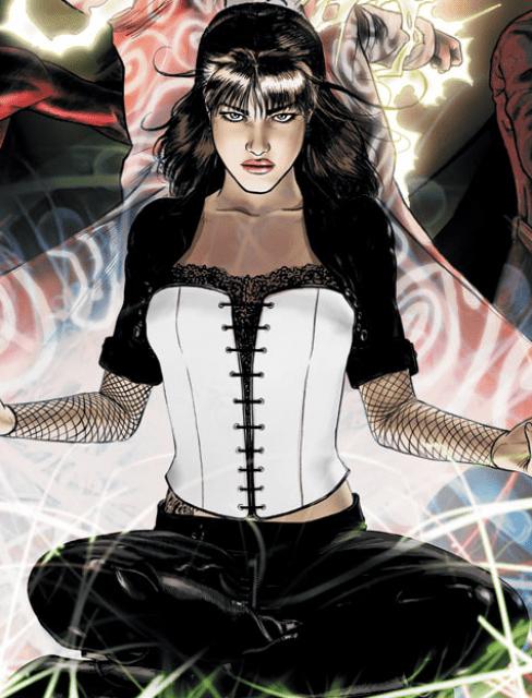 Zatanna New 52 Costume Alternate.