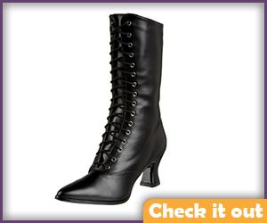 Black Boots.