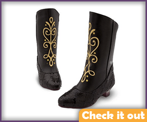 Anna Boots (Note small sizes).