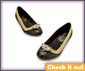 Anna Flat Shoes.
