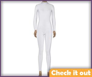 White Bodysuit.