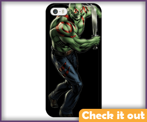 Drax Cell Phone Case.