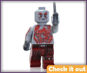 Drax Lego.