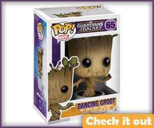 Dancing Baby Groot FunkoPop!.