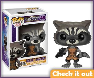 Rocket Raccoon FunkoPop!.