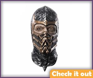 Scorpion Mask.