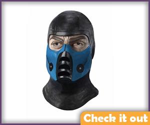 Sub-Zero Mask.