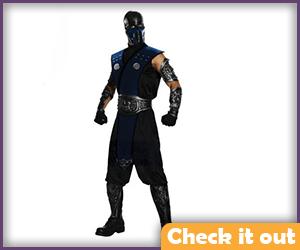Sub-Zero Darker Outfit.