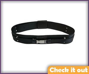 Black belt only.