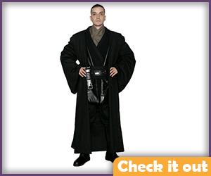 Anakin Black Robes.