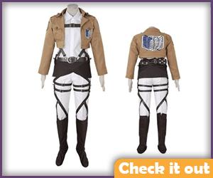 Armin Arlert Costume Set.