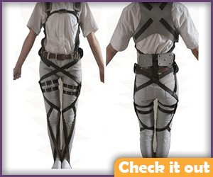 Attack on Titan Harness.