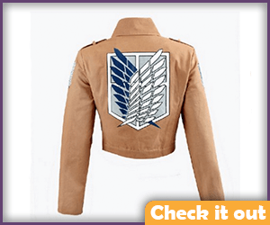 Survey Corps Jacket.