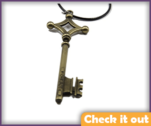 Eren's Key Necklace.