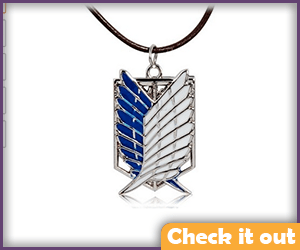 Attack on Titan Necklace.