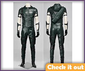 Arrow Costume Season 4.