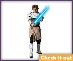 Clone Wars Battle Outfit.