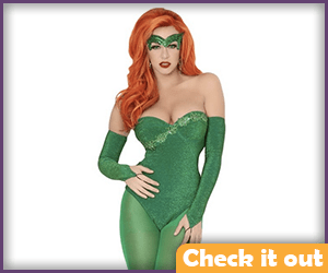Poison Ivy Costume Set 2.
