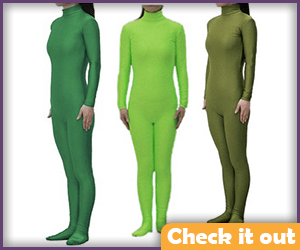 Green Bodysuit (multiple colors available).