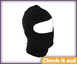 Black Ninja  Balaclava.