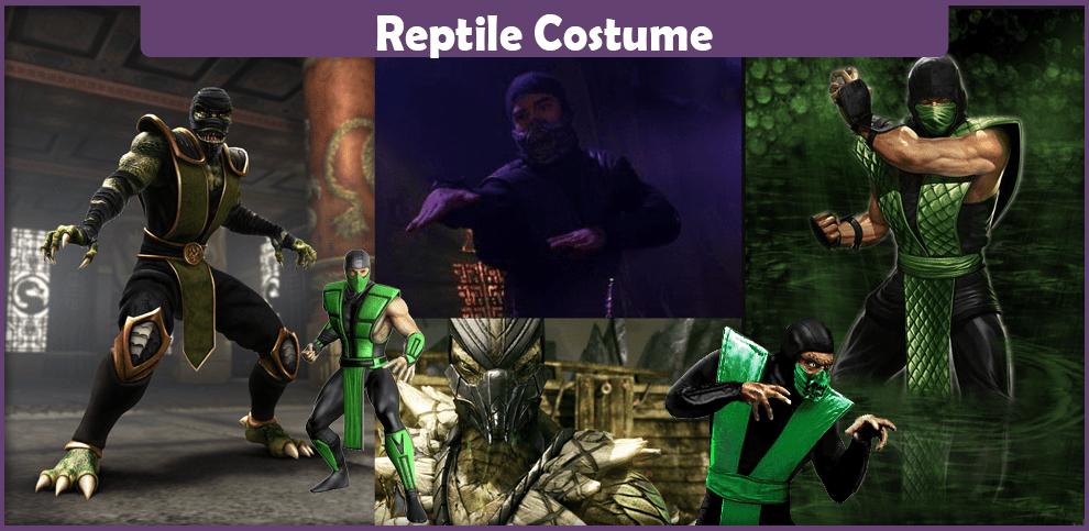 Reptile Costume
