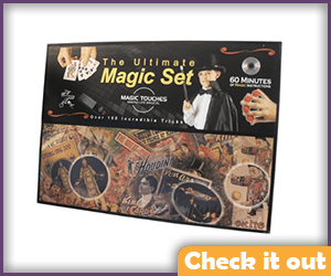 Beginners Magic Kit.