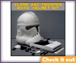 Arc Trooper Helmet DIY.