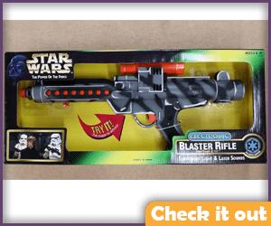 E-11 Blaster Rifle.