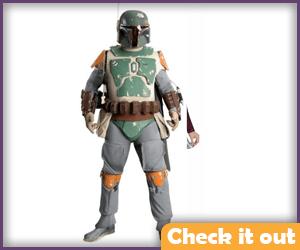 Star Wars Boba Fett Costume.