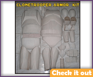 Clone Trooper Phase 2 DIY Armor.